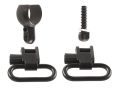 "Product detail of Shooters Ridge Sling Lok Quick-Detachable Sling Swivel Set Winchester 94, Marlin 336 1"" Black"