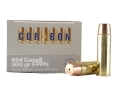 Product detail of Cor-Bon Hunter Ammunition 454 Casull 360 Grain Flat Nose Penetrator Box of 20
