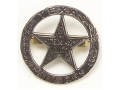 Product detail of Collector's Armoury Replica Old West Antique Texas Ranger Badge