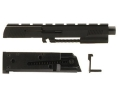 Product detail of Marvel Match Conversion Kit Fixed Barrel with Weaver-Style Scope Mount STI 2011 22 Long Rifle Matte