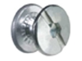 Product detail of The Outdoor Connection Chicago Screws Silver Package of 25