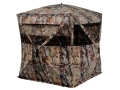 "Product detail of Ameristep Intimidator 2 Ground Blind 60"" x 60"" x 67"" Polyester Realtree AP Camo"