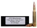 Product detail of Doubletap Ammunition 270 Winchester 110 Grain Barnes Triple-Shock X Bullet Hollow Point Lead-Free Box of 20