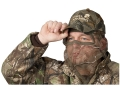 Product detail of Hunter's Specialties Flex Form 2 Mesh 3/4 Face Mask Polyester Realtree AP Camo