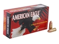 Product detail of Federal American Eagle Ammunition 9mm Luger 115 Grain Full Metal Jacket Box of 50