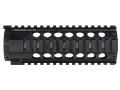 Product detail of Midwest Industries T-Series Free Float Tube Handguard Quad Rail AR-15 Aluminum