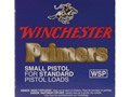 Product detail of Winchester Small Pistol Primers #1-1/2
