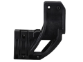 "Product detail of Elzetta ZFH1500 Flashlight Mount fits AR-15 A2 Front Sight Base .70"" to 1.1"" Ring Diameter Polymer Black"