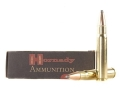 Product detail of Hornady Dangerous Game Ammunition 376 Steyr 225 Grain Spire Point Box of 20