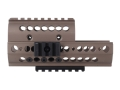 Product detail of Midwest Industries SS-Series 2-Piece Modular Rail Handguard AK-47, AK...
