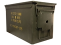 "Product detail of Military Surplus Ammo Can 50 Caliber 11"" x 5-1/2"" x 7"""