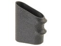 Product detail of Pachmayr Slip-On Grip Sleeve with Finger Grooves Rubber Black