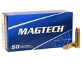 Thumbnail Image: Product detail of Magtech Sport Ammunition 357 Magnum 158 Grain Ful...