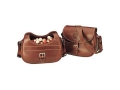 Product detail of Galco Devon Speed Sporting Clays Range Bag Leather Brown