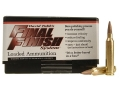 Product detail of Tubb Final Finish Bore Lapping Ammunition 7mm Remington Magnum Box of 20