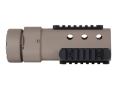 Product detail of PRI Gen III Free Float Tube Handguard Quad Rail AR-15 Carbon Fiber