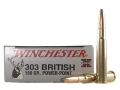 Product detail of Winchester Super-X Ammunition 303 British 180 Grain Power-Point