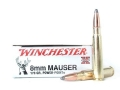 Product detail of Winchester Super-X Ammunition 8x57mm JS Mauser (8mm Mauser) 170 Grain...