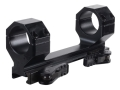 Product detail of American Defense Delta 1-Piece Quick Release Scope Mount Picatinny-Style with 30mm Rings AR-15 Flattop