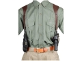 Product detail of Ross Leather Shoulder Holster System Right Hand Springfield XD9, XD40...