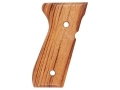 Product detail of Hogue Fancy Hardwood Grips Beretta 92F, 92FS, 92SB, 96, M9