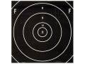 Product detail of NRA Official F-Class Rifle Targets Repair Center MR-65FC 500 Yard Paper Package of 100
