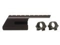 "Product detail of B-Square Shotgun Saddle Mount with 1"" Rings Stoeger 2000 Matte"