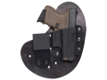 Product detail of CrossBreed QwikClip Inside the Waistband Holster Right Hand Steyr M9A1, M40A1  Kydex and Cow Hide Black