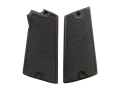 Product detail of Vintage Gun Grips French 1935S Polymer Black