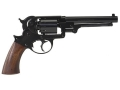 "Product detail of Pietta 1858 Army Starr Double Action Black Powder Revolver 44 Caliber 6"" Blue Barrel"