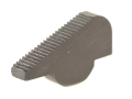 "Product detail of Smith & Wesson Revolver Pinned Front Sight Black Serrated Ramp .278"" Height"