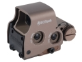 Product detail of EOTech EXPS3-2 Holographic Weapon Sight 65 MOA Circle with (2) 1 MOA Dots Reticle Tan CR123 Battery