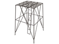 Product detail of Big Game The Booster Box Blind Stand Steel Black