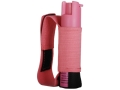 Product detail of Sabre Red Jogger Pepper Spray 1/2 oz Aerosol with Adjustable Hand Strap Pink