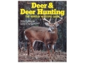 "Product detail of ""Deer and Deer Hunting: The Serious Hunter's Guide"" Book by Robert Wegner"
