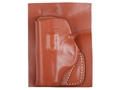 Product detail of Hunter 2500 Pocket Holster Right Hand Kahr P380 Leather Brown