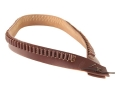 Product detail of Hunter 745 Bandolero Pistol Cartridge Belt 45 Caliber 85 Loops Leather Antique Brown
