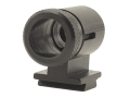 "Product detail of Lyman Globe Front Target Sight #17AUG .584"" Height 3/8"" Dovetail Steel Blue"
