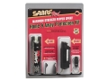 Product detail of Sabre Red Home and Away Kit Pepper Spray includes Mark 3 and Key Carry 10% Units Black