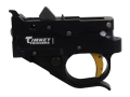 Product detail of Timney Trigger Guard Assembly Ruger 10/22 2-3/4 lb Aluminum Gold
