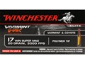 Product detail of Winchester Varmint High Velocity Ammunition 17 Winchester Super Magnum 20 Grain Hornady V-Max