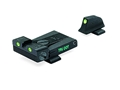 Product detail of Meprolight Tru-Dot Adjustable Sight Set Sig P220, P225, P226, P228 Steel Blue Tritium Green