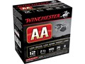 "Product detail of Winchester AA Low Recoil Target Ammunition 12 Gauge 2-3/4"" 7/8 oz #8 ..."