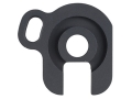 Product detail of GG&G Loop End Plate Sling Mount Adapter Mossberg 500, 590 12 Gauge Right Hand Aluminum Matte