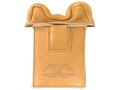 Product detail of Protektor Owl Ear Front Blind and Window Shooting Rest Bag Leather Tan Unfilled