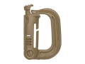 Product detail of Maxpedition Grimloc Carabiner Polymer Package of 4