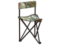 Product detail of Barronett Folding Ground Blind Chair Bloodtrail Camo
