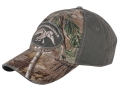 Product detail of Duck Commander 2-Tone Camo Logo Cap Realtree AP Camo and Green