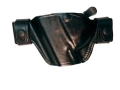 Product detail of Bianchi 84 Snaplok Holster Left Hand 1911 Officer Leather Black