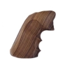 Product detail of Hogue Fancy Hardwood Grips with Finger Grooves Ruger Super Blackhawk ...